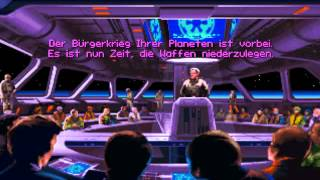 Star Wars TIE Fighter Cutscenes German