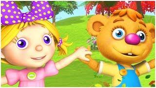 الدنيا روزي | الصداقة للأطفال | مجموعة | رسوم متحركة للاطفال | قناة براعم | Baraem | Spacetoon