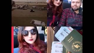US-Bangla Airline plane crashes at Nepal's Kathmandu Tribhuvan International Airport 2018