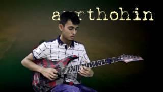 পুনর্জন্ম (Guti-5) Guitar solo Cover