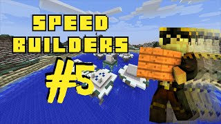 Speed Builders #5 /w Hunter Bright
