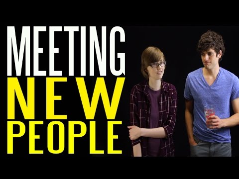 The Shy Person's Guide to Talking to New People