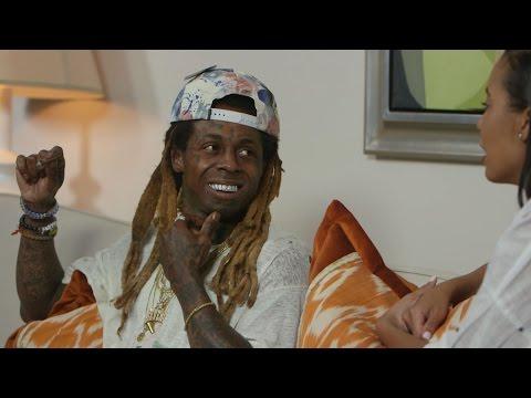 Exclusive: Lil Wayne Still Salty Over Drake Smashing His Side
