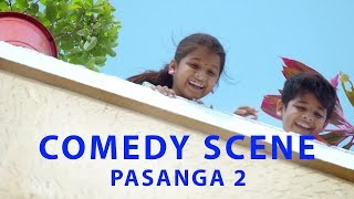 Pasanga 2 - Comedy Scene | Suriya | Amala Paul | Pandiraj