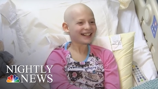 Inspiring America: Using Magic To Unlock The Healing Powers Of A Smile   NBC Nightly News