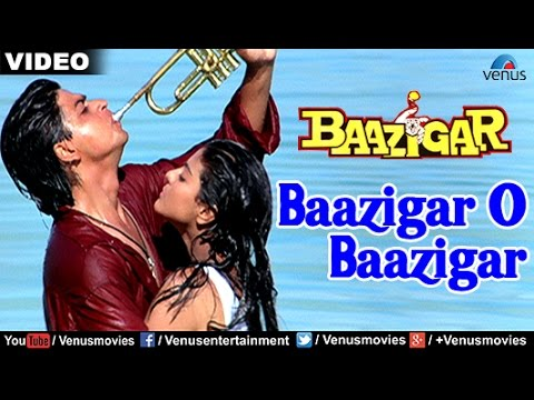 Xxx Mp4 Baazigar O Baazigar Full Video Song Baazigar Shahrukh Khan Kajol Kumar Sanu Alka Yagnik 3gp Sex