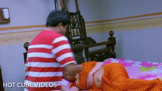 Sonia Agarwal Hot Navel Pinch