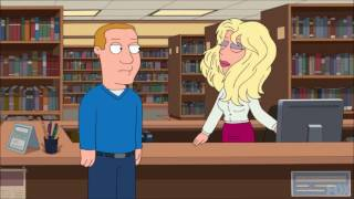 Family Guy - Sexy Librarian