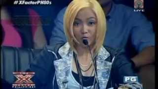 KZ Tandingan - The X Factor Philippines 2012 FULL Top 7 Live Show (08-Sep-12)