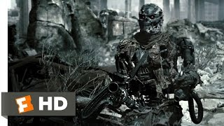 Terminator Salvation (3/10) Movie CLIP - Come With Me If You Want To Live (2009) HD