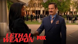 Trish & Leo Agree To Help With The Case | Season 2 Ep. 12 | LETHAL WEAPON