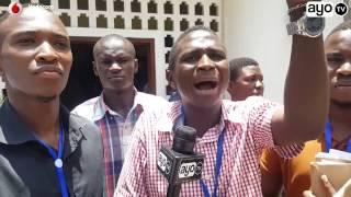 Walichosema Wanafunzi wa UDSM baada ya kufika wizara ya Elimu kudai fedha za kujikimu
