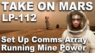 Take On Mars LP 112
