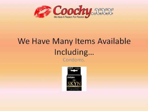 Adult Toys at Coochy.xxx Dildos Condoms Massage Oil wand strap on