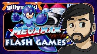 Mega Man Flash Games - gillythekid