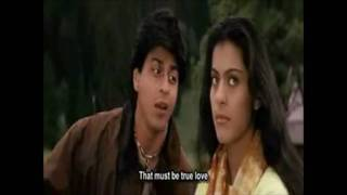 Shahrukh at his best in DDLJ Part 1