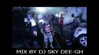GHANA MUSIC VIDEO   MIX NONSTOP V 1