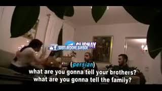 دوربین مخفی یک پسر ایرانی با مادرش در سوئد