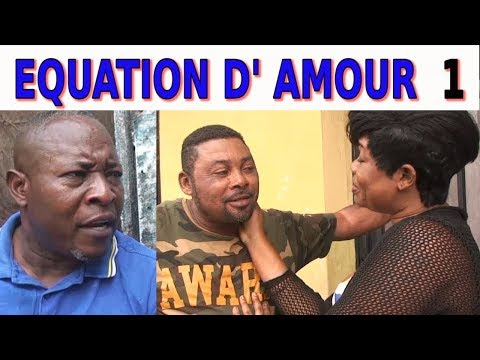 EQUATION D' AMOUR Ep 1 Theatre Congolais avec Ada,Daddy,Makambo,Darling,Buyibuyi,Barcelon