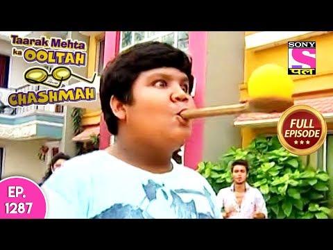Xxx Mp4 Taarak Mehta Ka Ooltah Chashmah Full Episode 1287 05th July 2018 3gp Sex