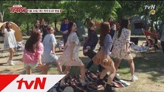 TAXI [미공개] I.O.I 댄스커버 배틀! 유정&결경 하드캐리! 160524 EP.429