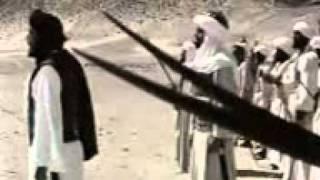 المبارزة الاولى في الاسلام في معركة بدر الكبرى
