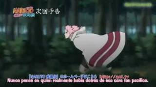 Naruto Shippuden Capitulo 212 Avance Sub Español La Resolución de Sakura
