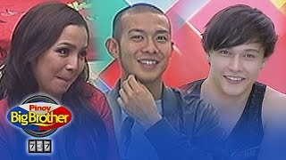 PBB 737: Charlhone, Jyo and Dawn don't have their toothbrush