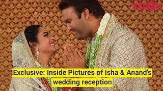 Inside Video of Isha Ambani & Anand Piramal