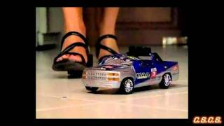 K - SlowMotion 300fps - Toy Cars 02