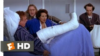 Son of the Pink Panther (4/10) Movie CLIP - A Day at the Hospital (1993) HD