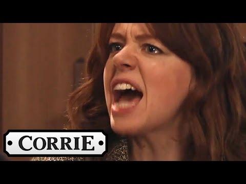Toyah Accuses Peter of Sleeping With Chloe - Coronation Street
