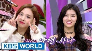 Hello Counselor -  Kim Sungkyung, Nayeon, Sana [ENG/2016.10.31]