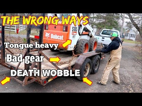 Xxx Mp4 How Not To Load A Trailer Mistakes That Lead To Accidents 3gp Sex