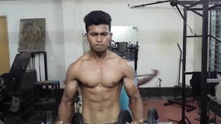 bodybuilder shawon(18 years old).