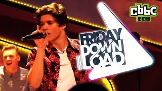 The Vamps Wild Heart Live - Friday Download CBBC