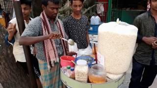 Jhalmuri - Bangladeshi Street Food - Bangla Food ঝাল মুড়ি