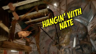 OH SNAP HANGIN' WITH NATE!! [UNCHARTED 4] [#07]