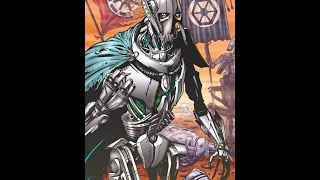 Star Wars The Story of General Grievous