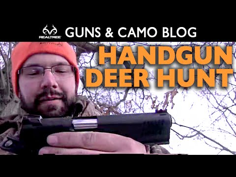 Xxx Mp4 Deer Hunting With A 10mm Handgun 3gp Sex