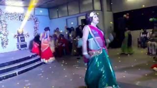 Dheem Tana By Kona | Hot Stage Dance | Bangla Hot Dance 2017 | Jesmin Ponum