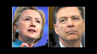Congress Blindsides Democrats: Clinton, Comey, And 4 Others Face Criminal Charges