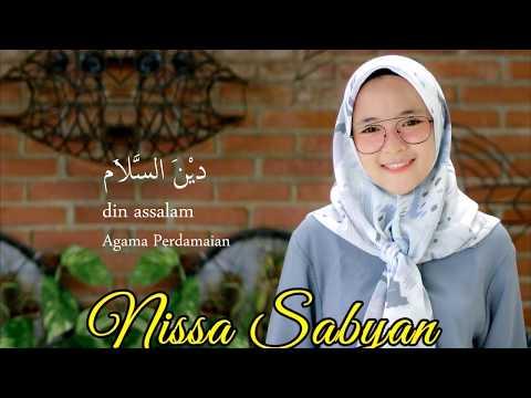 DEEN ASSALAM - Cover by SABYAN lirik Arab & Arti