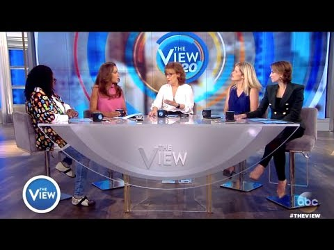 Discuss Spicer Resignation & Com Director Scaramucci - The View