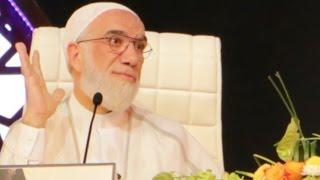 هل يجوز ظلم زوجتي لإرضاء أمي | الشيخ عمر عبد الكافي