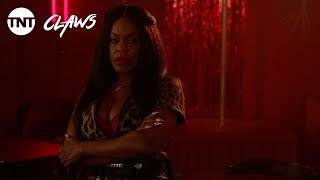 Claws: A Family Feud, Tears, and Whitney Houston - Season 1, Ep. 10 [CLIP]   TNT