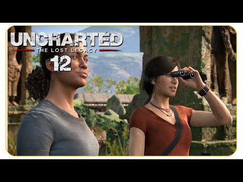 Das letzte Puzzlestück #12 Uncharted: The Lost Legacy [deutsch] - Gameplay