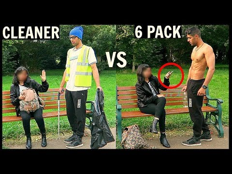 Xxx Mp4 CLEANER Vs 6 PACK Picking Up Girls SOCIAL EXPERIMENT 3gp Sex