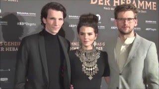 Premiere  Das Geheimnis der Hebamme    München 16  Maerz 2016  Teil I