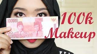 100K Makeup Challenge | allseebee